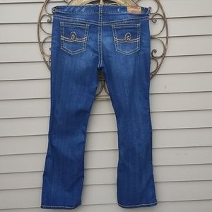 Seven7 Distressed Jeans - Size 16